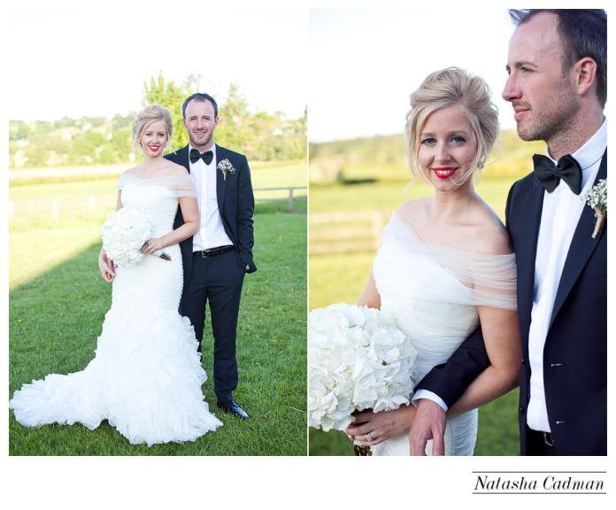 Vintage bus.White wedding. Burlap. Clifton Church. East Keswick. White hydrangeas.White dessert table. Vogue wedding pose
