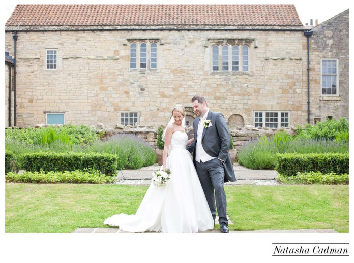 The priory cottages, modern wedding photographer leeds