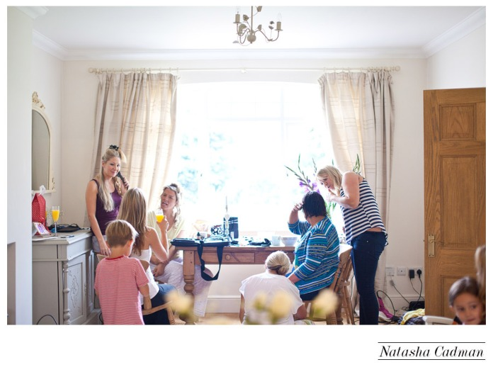 The Grays Court Hotel  Wedding: Nick & Louise