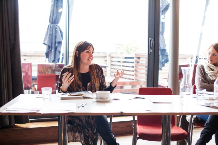 Creative PR and photography workshops in Leeds